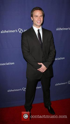 Scott Porter The Alzheimer's Association's 17th Annual A Night At Sardi's held at the Beverly Hilton Hotel Beverly Hills, California...