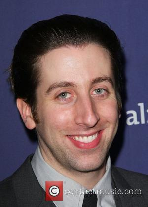 Simon Helberg The Alzheimer's Association's 17th Annual A Night At Sardi's held at the Beverly Hilton Hotel Beverly Hills, California...