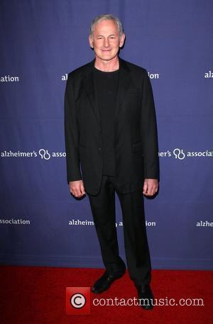 Victor Garber and Beverly Hilton Hotel