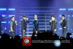 New Kids On The Block and Donnie Wahlberg