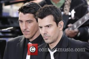 Jonathan Knight and New Kids On The Block