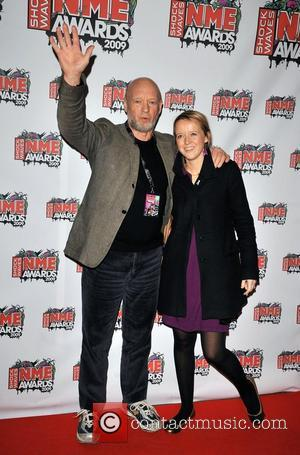 Michael Eavis and Emily Eavis The 2009 Shockwaves NME Awards held at the Brixton Academy.  London, England - 25.02.09