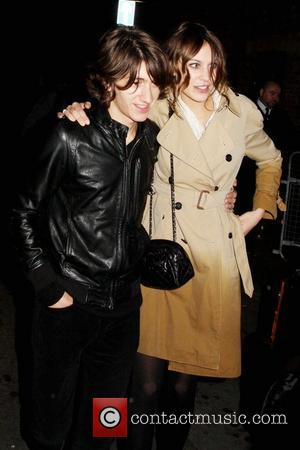 Alex Turner, Alexa Chung and Nme