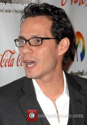 Marc Anthony The 3rd Noche de Ninos gala held at rhe Beverly Hilton hotel Los Angeles, California - 09.05.09
