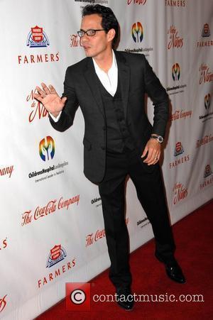 Marc Anthony The 3rd Noche de Ninos gala held at rhe Beverly Hilton hotel Los Angeles, California - 09.05.09