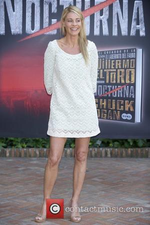 Belen Rueda attends the photocall for 'Nocturna' the new book by Guillermo del Toro and Chuck Hogan held at Casa...