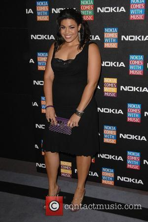 Jordin Sparks  arrives at the Nokia Comes With Music launch party at the Bloomsbury Ballroom  London, England -...