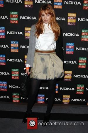 Keeley Hazell  arrives at the Nokia Comes With Music launch party at the Bloomsbury Ballroom  London, England -...