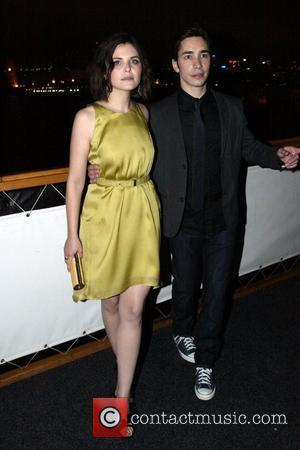 Justin Long and Ginnifer Goodwin