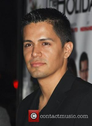 Jay Hernandez 'Nothing Like The Holidays' Los Angeles Premiere - Arrivals Los Angeles, California - 03.12.08