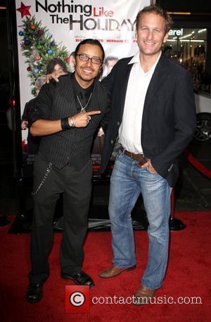 Efren Ramirez  'Nothing Like The Holidays' Los Angeles Premiere - Arrivals Los Angeles, California - 03.12.08
