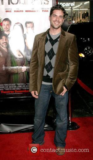 Scott Bailey 'Nothing Like The Holidays' Los Angeles Premiere - Arrivals Los Angeles, California - 03.12.08