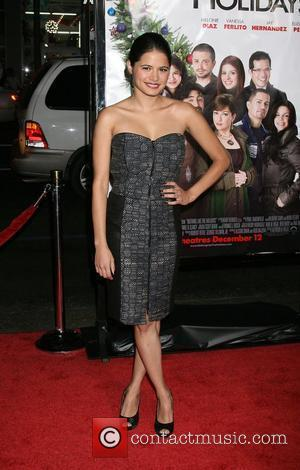 Melonie Diaz  'Nothing Like The Holidays' Los Angeles Premiere - Arrivals Los Angeles, California - 03.12.08