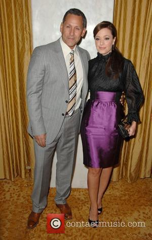 Angelo Pagan, Leah Remini  The Natural Resources Defense Council's (NRDC) 20th Anniversary Celebration at the Beverly Wilshire Hotel -...