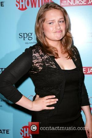 Merritt Wever World premiere of Showtime's new series 'Nurse Jackie' held at Directors Guild of America New York Headquarters New...