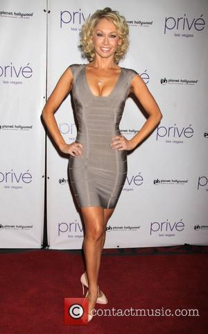 Kym Johnson Denise Richards and Lance Bass host New Year`s Eve 2009 at Prive in Planet Hollywood Las Vegas, Nevada...