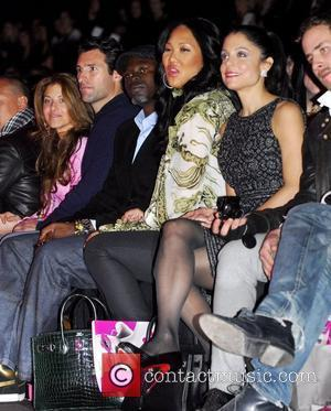 New York Fashion Week, Kimora Lee Simmons, Bethenny Frankel