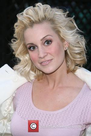 Kellie Pickler Mercedes-Benz IMG New York Fashion Week Fall 2009 - Celebrities at Bryant Park New York City, USA -...