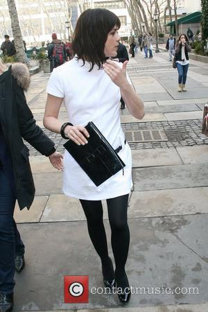 Selma Blair Mercedes-Benz IMG New York Fashion Week Fall 2009 - Celebrities at Bryant Park New York City, USA -...