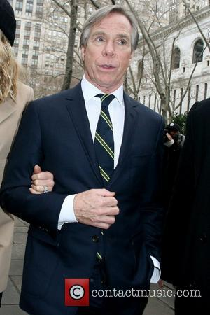 Hilfiger 'Couldn't Be More Excited' About Baby News