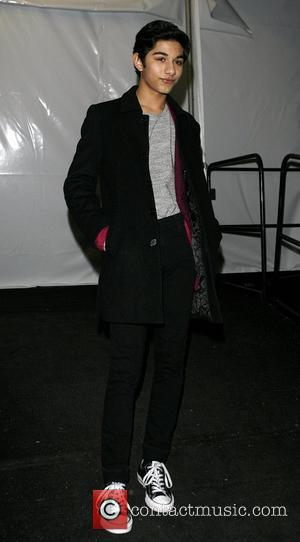 Mark Indelicato Mercedes-Benz IMG New York Fashion Week Fall 2009 - Celebrities at Bryant Park New York City, USA -...