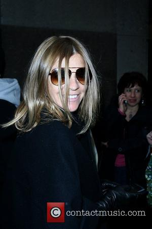 Carine Roitfeld and Calvin Klein