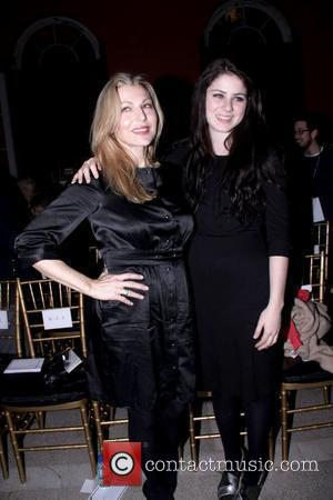 Tatum O'Neal and Daughter Mercedes-Benz IMG New York Fashion Week Fall 2009 - Cynthia Rowley - Afterparty at Jane Hotel...