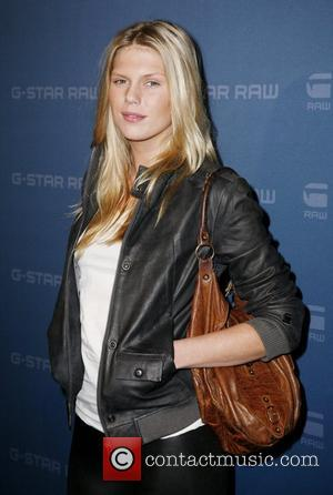 Alexandra Richards Mercedes-Benz IMG New York Fashion Week Fall 2009 - G-Star - Inside Arrivals New York City, USA -...