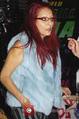 Patricia Field Mercedes-Benz IMG New York Fashion Week Fall 2009 - Gerlan Jeans - Presentation New York City, USA -...