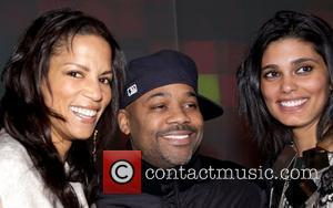 Veronica Webb, Damon Dash and Rachel Roy Mercedes-Benz IMG New York Fashion Week Fall 2009 - Rachel Roy - Presentation...