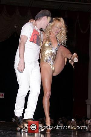 Richie Rich and Pamela Anderson