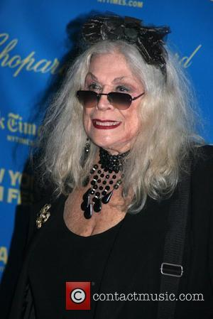 Sylvia Miles  Premiere of 'The Class' during the opening night of the 46th New York Film Festival at Avery...