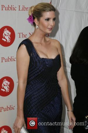 Ivanka Trump New York Public Library Library Lions and Young Lions Gala 2008 New York City, USA - 03.11.08