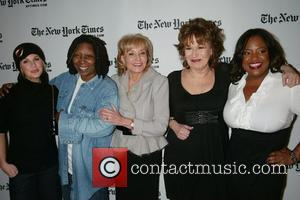 Elisabeth Hasselbeck, Barbara Walters and Whoopi Goldberg