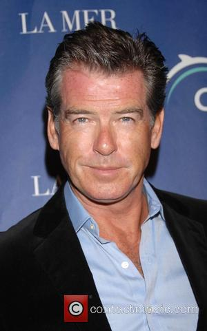 Pierce Brosnan  Oceana's 2008 Partners Award Gala at a private residence  Pacific Palisades,, California - 18.10.08