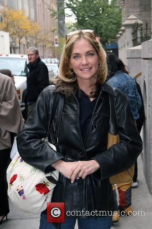 Kassie DePaiva Cast of ABC's 'One Life To Live' outside ABC studios New York City, USA - 04.11.08