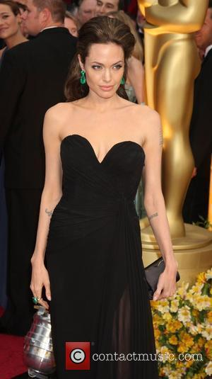 Angelina Jolie and Academy Of Motion Pictures And Sciences