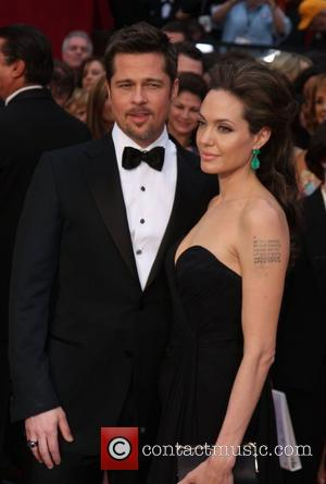 Brad Pitt, Angelina Jolie and Academy Of Motion Pictures And Sciences