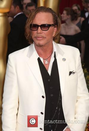 Academy Of Motion Pictures And Sciences, Mickey Rourke