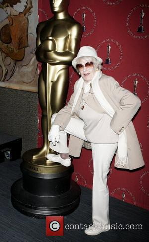 Elaine Stritch The 81th Annual Academy Awards (Oscars) - Official New York Oscar Night Party at The Carlyle. New York...