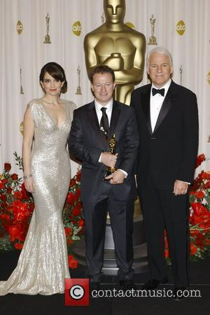 Tina Fey, Andrew Stanton, Steve Martin, Academy Of Motion Pictures And Sciences and Academy Awards