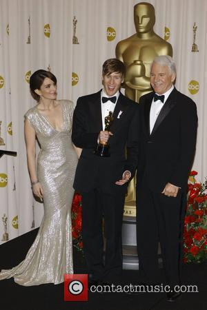 Steve Martin, Dustin Lance Black, Tina Fey, Academy Of Motion Pictures And Sciences and Academy Awards