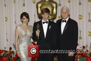 Tina Fey, Dustin Lance Black, Steve Martin, Academy Of Motion Pictures And Sciences and Academy Awards