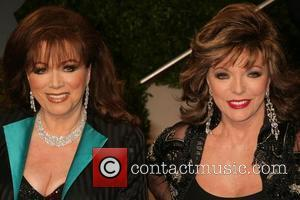 Jackie Collins and Joan Collins The 81st Annual Academy Awards (Oscars) - Vanity Fair Party Hollywood, California - 22.02.09
