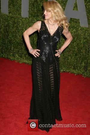 Madonna, Vanity Fair and Academy Awards