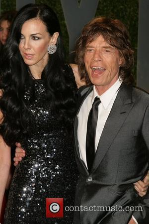 Mick Jagger, Vanity Fair and Academy Awards