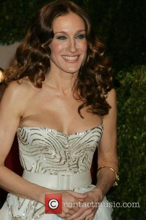 sarah jessica parker | parker regrets black wedding gown ...