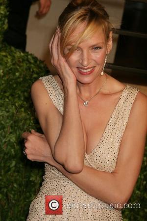 Uma Thurman, Vanity Fair and Academy Awards