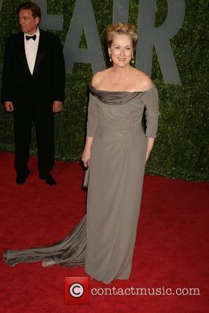 Meryl Streep, Vanity Fair and Academy Awards