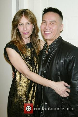 Ilana Levine, her 1999 Charlie Brown co-star and BD Wong